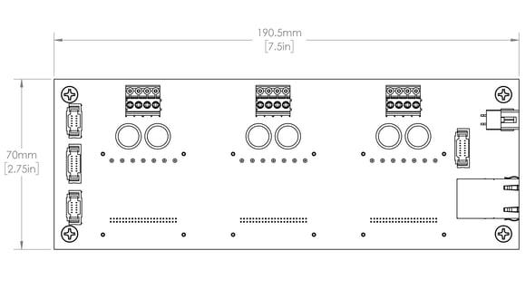 N-Series ION-based Design Footprint
