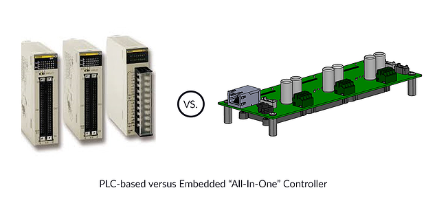 PLC Controller versus Embedded Controller