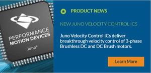 New Velocity Control ICs