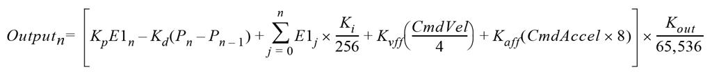 Magellan PID Formula