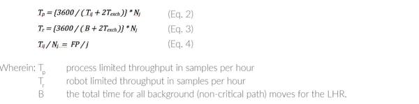 Single end effect formula