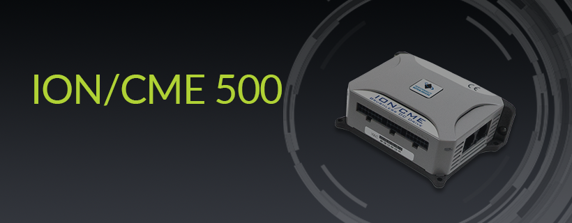 ION 500 CME Digital Drive
