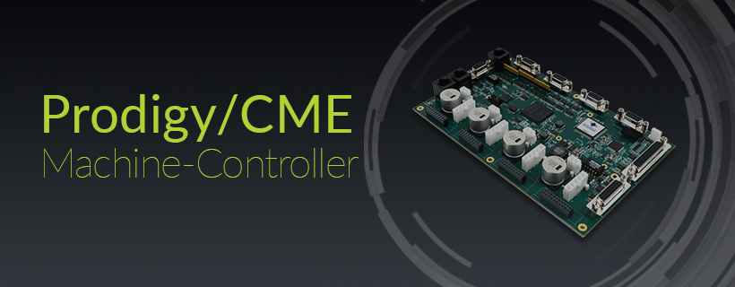 CME Machine Controller Board