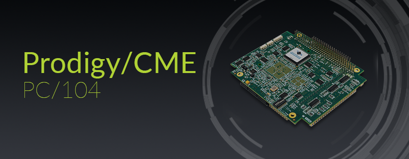 Prodigy CME PC/104 Board