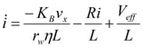 Battery Regeneration II Equation 11