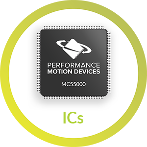 Magellan Motion Control ICs