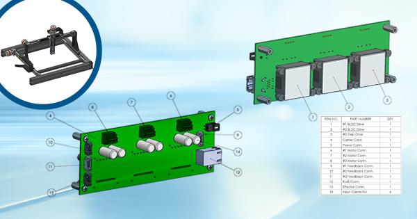 3-axis Gantry Controller