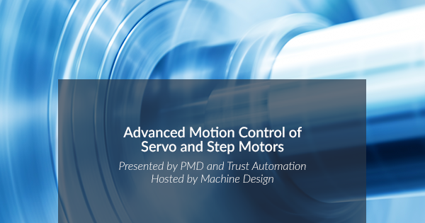 Advanced Stepper Motor Control